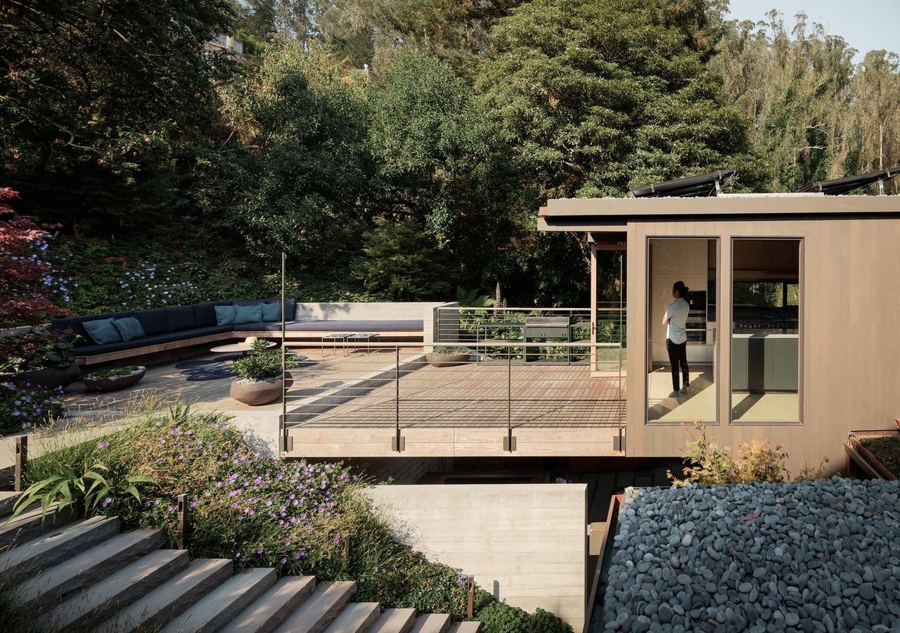 Twin Peaks Residence / Feldman Architecture