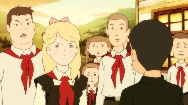 Russian pioneers in anime · coub коуб