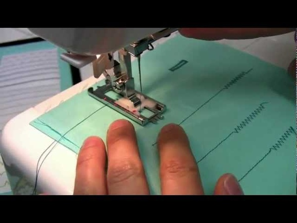 Janome G Series 4 Step Buttonhole