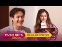 Enrique Gil sumabak sa One-On-One Interview ni Liza Soberano | PUSH Bets