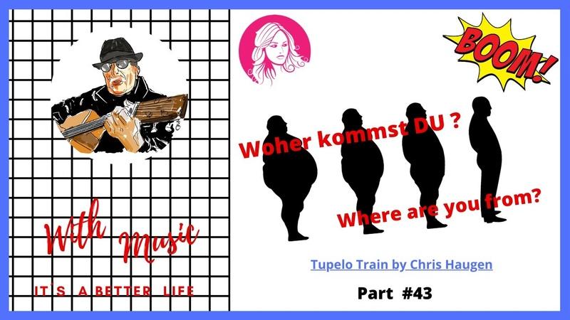 Tupelo Train by Christ Haugen