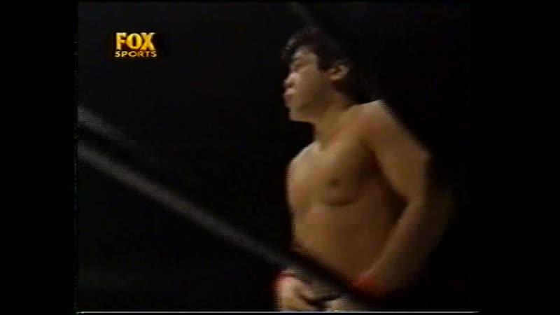 Bushido on FOX Sports 2 6