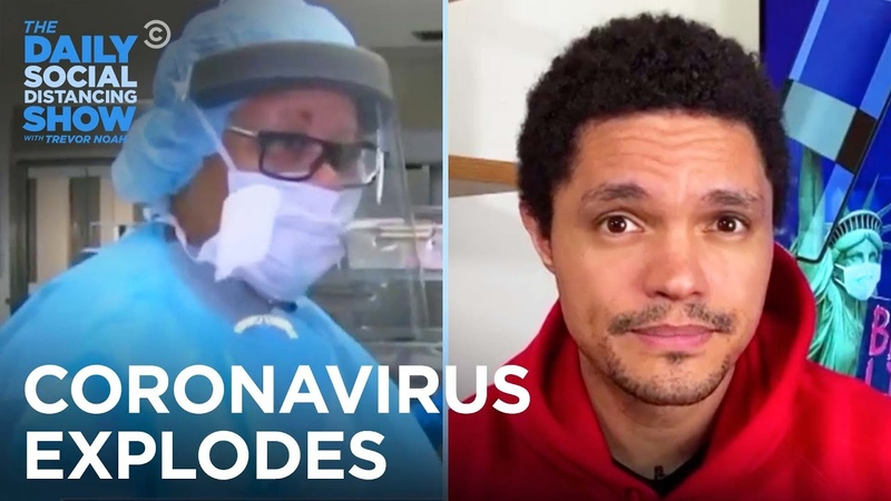 U.S. Hits All-Time High in Coronavirus Cases | The Daily Social Distancing Show