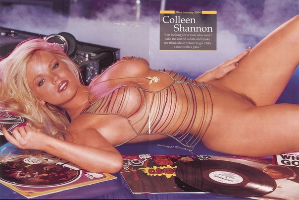 Playboy Playmate Colleen Shannon Nude