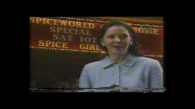 Spice Girls - Spiceworld Premiere - Sydney - Ten Late News 10.01.1998