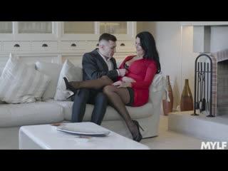 Ania Kinski [ПОРНО, MILF, mom,Taboo, мамки, зрелые, инцест, Mature, чулки]