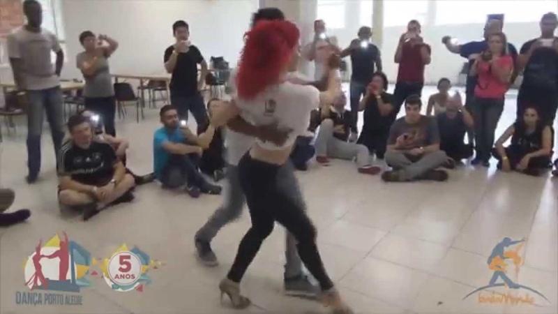 Baila Mundo - Gabriel Silva e Taís Benite (Dança Porto Alegre 2015)