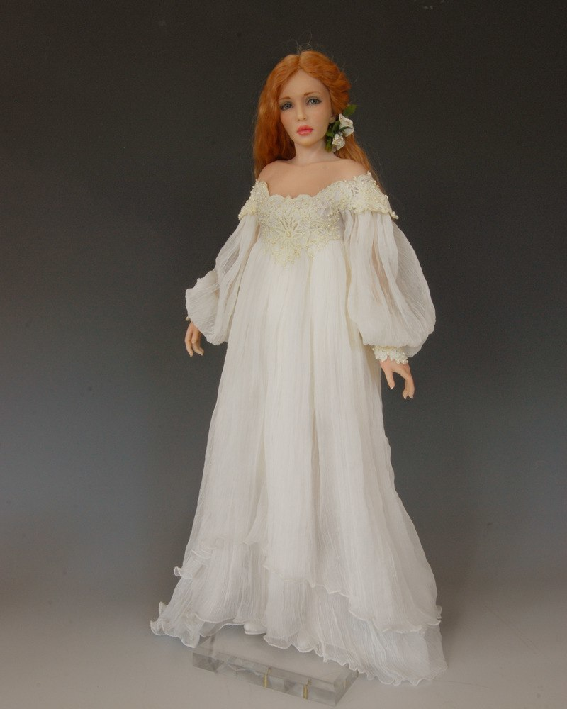 Великолепные авторские куклы Diane Keeler.