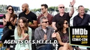 Agents of S.H.I.E.L.D. Say Farewell to the Marvel Universe At San Diego Comic-Con
