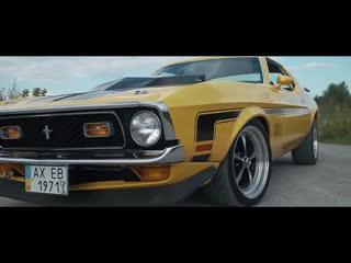 Mustang 1971 Cobra Jet из фильма Угнать за 60 сек 1974 года.