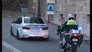 Police vs Supercars in Monaco Top Marques 2018