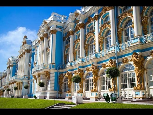 Царское Село Екатерининский Дворец Санкт Петербург Туристический Научно познавательный