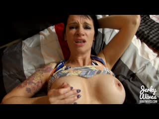 Jerky Wives - Angie Noir in My 18th Birthday