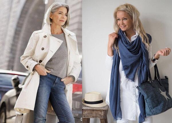 Стили в одежде, которые подойдут женщинам постарше