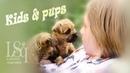 Дети и щенки   Little Squire kennel