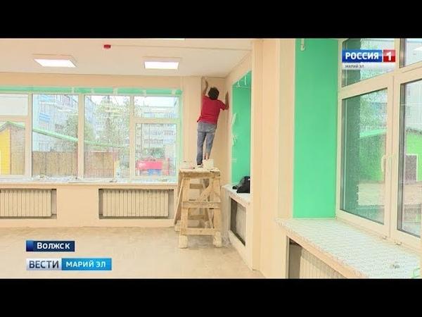 Самый вместительный детский сад: в сентябре откроется новое ДОУ в Волжске