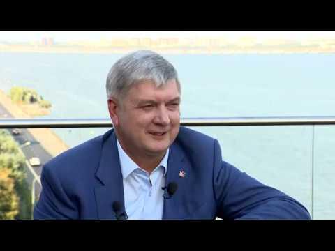 Интервью с губернатором Воронежской области Александром Гусевым. Часть 2