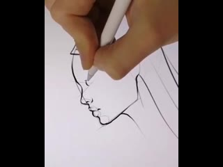 Как нарисовать лицо.