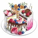 20 июля - Международный День шахмат International Chess Day и Международный День торта International Cake Day