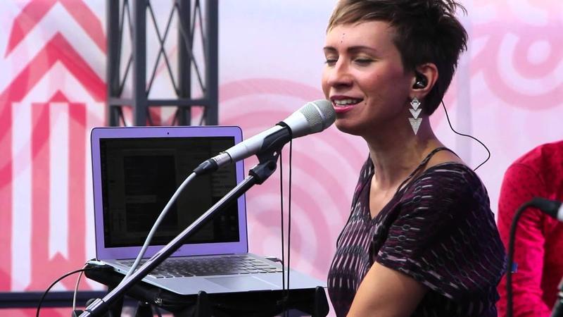 Aldebaran - Marimba Plus live at Moscow Jazz Fest (Tribute to Björk)