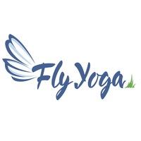 Логотип FLY YOGA/ ЙОГА В ГАМАКАХ