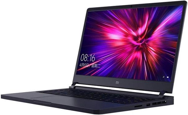 Представлен игровой ноутбук Xiaomi Mi Gaming Laptop