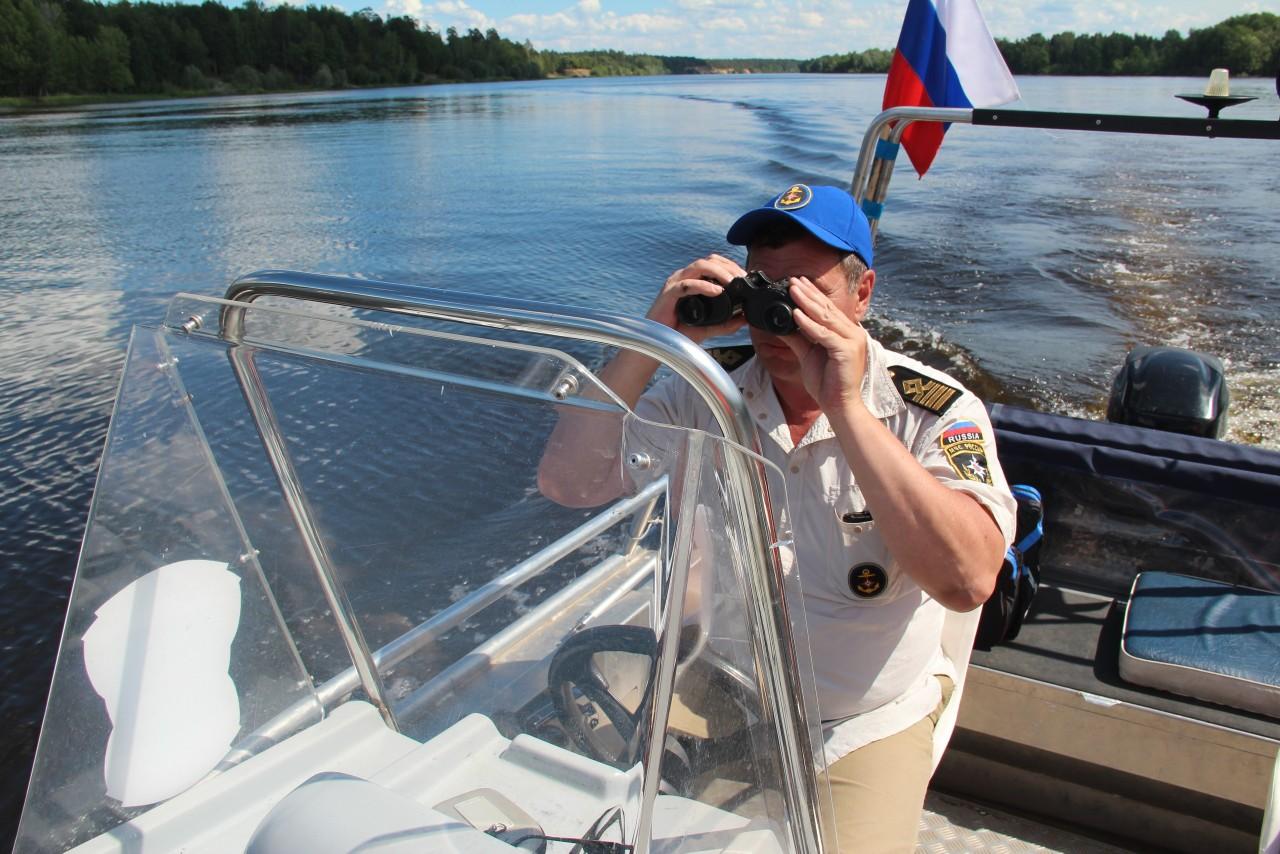Более 2800 гребных лодок еще не снято с учета в Марий Эл