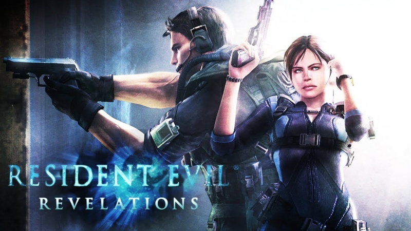 RESIDENT EVIL REVELATIONS All Cutscenes Game Movie 1080p 60FPS
