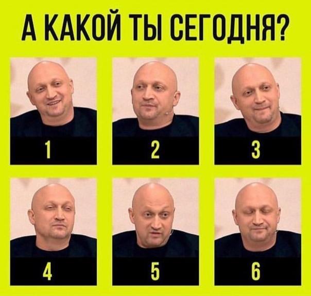 Какой вы сегодня Гоша Куценко