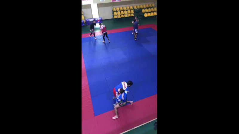 Утренняя тренировка FIGHT MASTERS TEAM