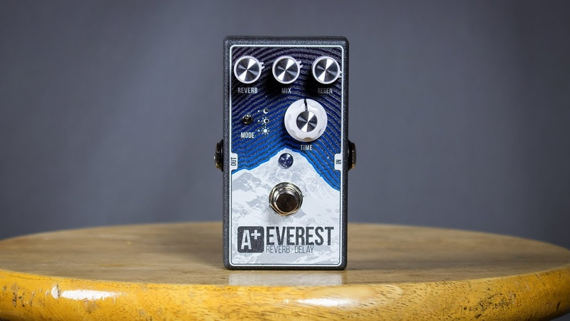 Shift Line A Everest = Awesome Reverb Delay