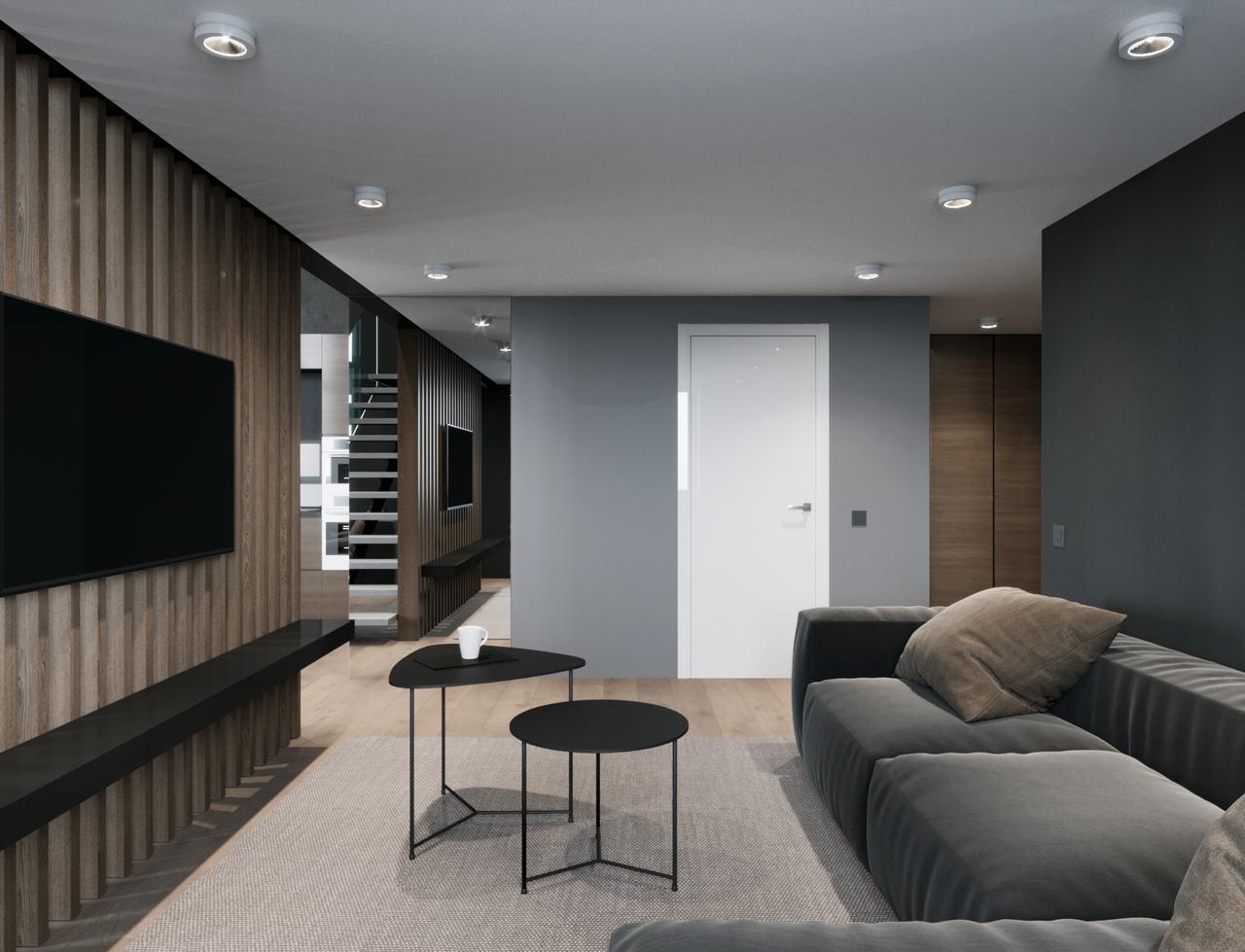 2-х этажная квартира в Тольятти.