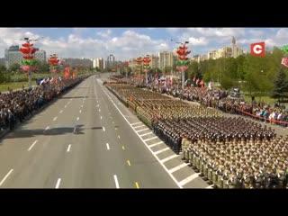 Заколдованный парад, на который хочется ходить