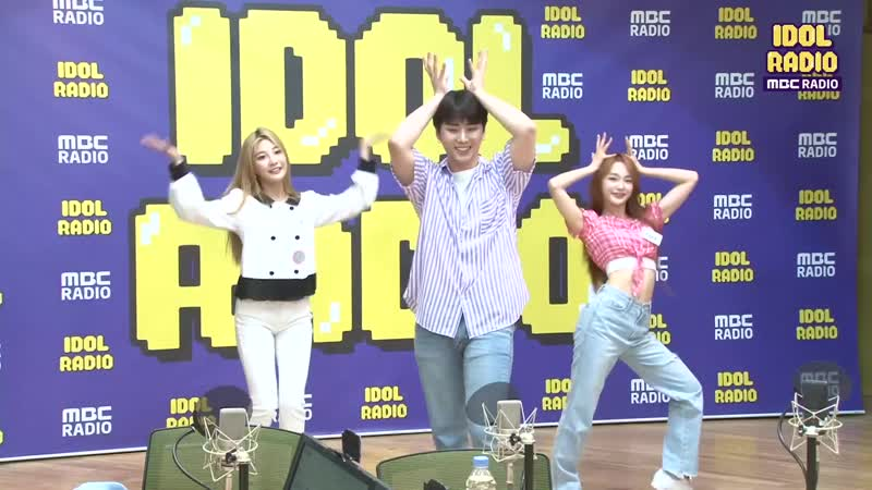[Радио] 200703 ЁнКей @ MBC Idol Radio