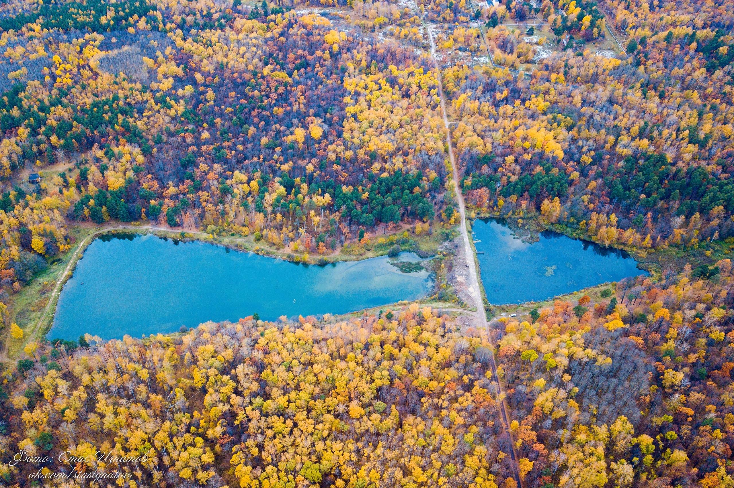 Городские пруды  #Ступино  Фото: Стас Игнатов