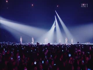 BTS WORLD TOUR 'LOVE YOURSELF' JAPAN EDITION at FukuokaYahuoku! Dome.