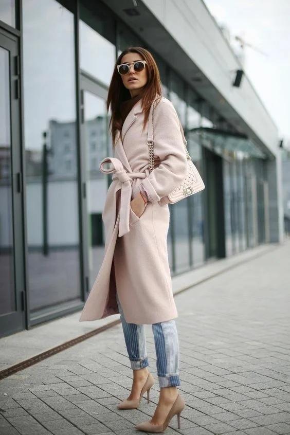 Статусное пальто: 5 деталей, которые покажут, что вы элегантная дама