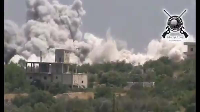 Взорван штаб с российскими и асадовскими офицерами.