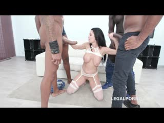 Waka Waka Blacks are Coming with Veronica Avluv 4 BBC total ball