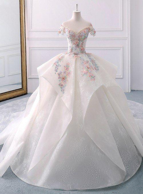 Изумительные свадебные платья