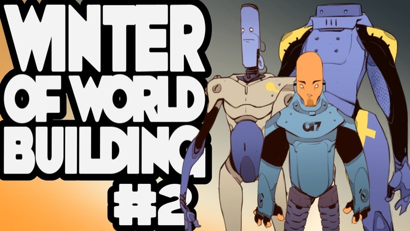 Winter Of World Building 2 Rise Of The Machines