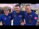 Видеоролик к торжественной встрече экипажа МКС-58/59 в Звездном городке