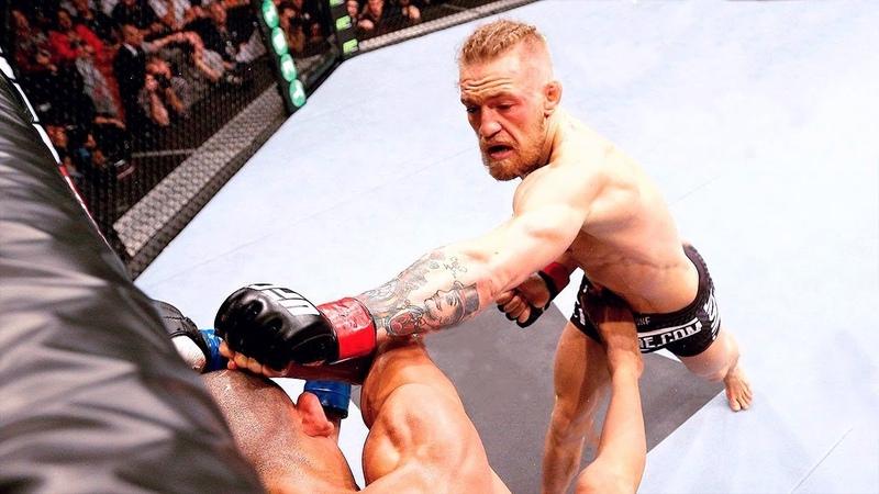Конор Макгрегор против Диего Брандао Этот бой вошел в историю UFC