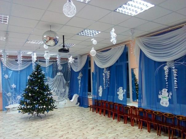 Укрaсили зал в детском саду Волшебное оформление , Золотые ручки родителей