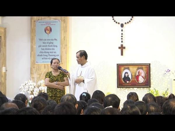 1 Cô Ở Hương Khê Bị Đau Ruột Thừa, Và Chồng Bị Thoát Vị Đĩa Đệm...Được Chúa Thương Xót Chữa Lành
