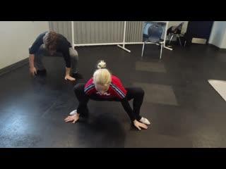 Марина Зуева, работа с Тарасовой и Морозовым, тренировки во Флориде  влог Максима Транькова