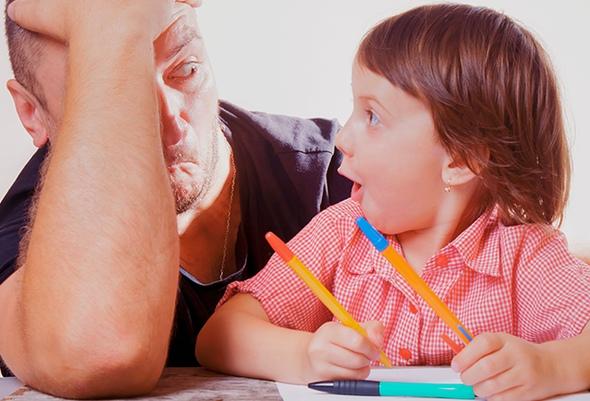 КАК РОДИТЕЛИ МОГУТ ВСЁ ИСПОРТИТЬ: ОТ ДОМАШКИ В НАЧАЛЬНОЙ ШКОЛЕ ДО СПИСЫВАНИЯ ГДЗ В первом классе детям задают много рисовать, лепить, делать проекты, при этом родители часто вызываются помочь.