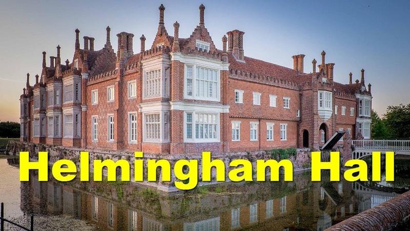 Helmingham Hall Об английской аристократии садах и розах