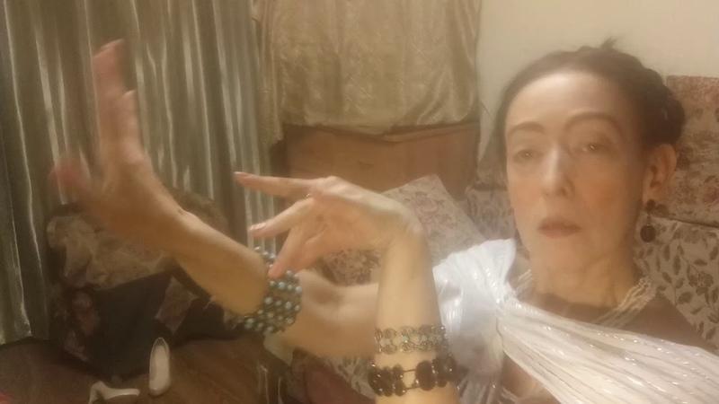 ВК 2020 1 й тур Актриса Татьяна Стадницкая М П Старицкий За двумя зайцами Монолог Прони