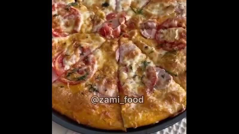 В Древней Греции в пиццу клали всё что считалось